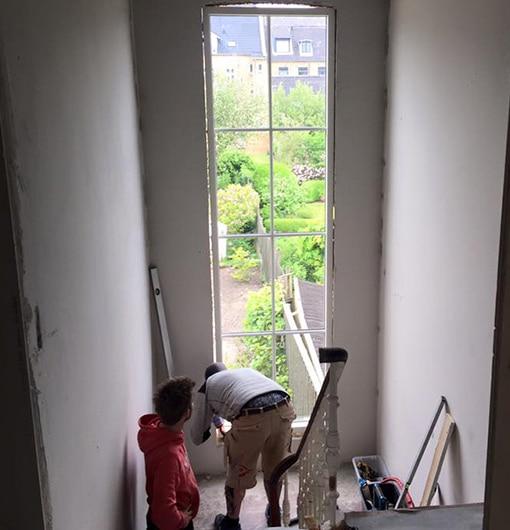 udskiftning af vinduer odense